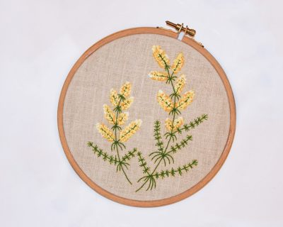 Protegido: Bordado à mão – Flores do campo